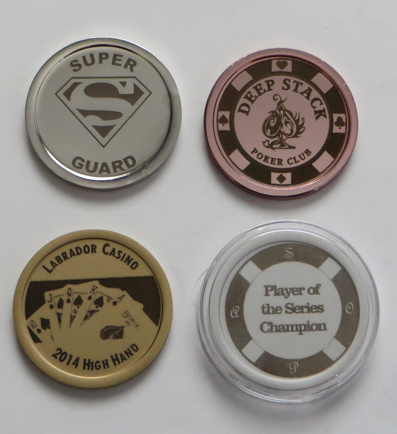 Poker Coins