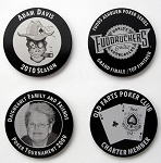 Photo Poker Chip 1-Sided