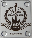 Fender 60th Anniversary