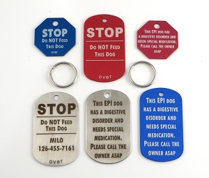 EPI Warning Tag - Not For Profit